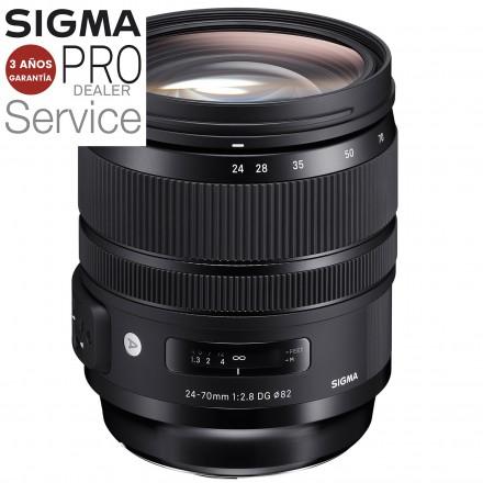 Sigma 24/70 F-2.8 OS Art