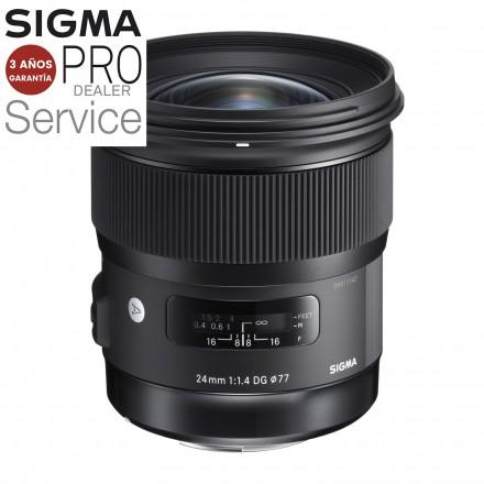 Sigma 24mm F-1.4 DG HSM Art