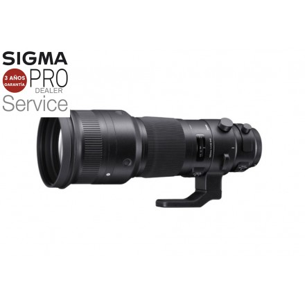 Sigma 500mm F-4 DG OS HSM Sports