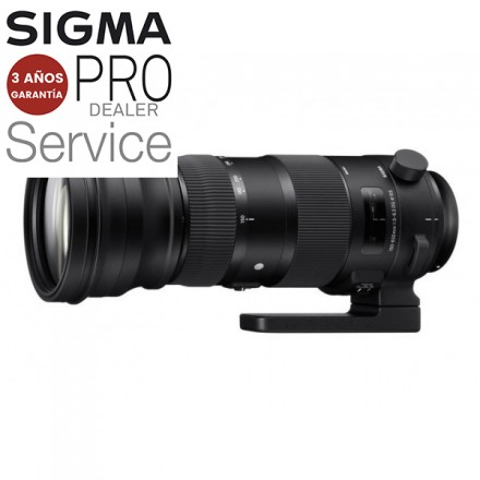 Sigma 150/600 F-5-6.3 DG OS HSM Contemporary NIKON