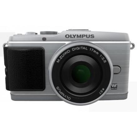 Olympus E-P3 + 14/42 + Visor VF-4