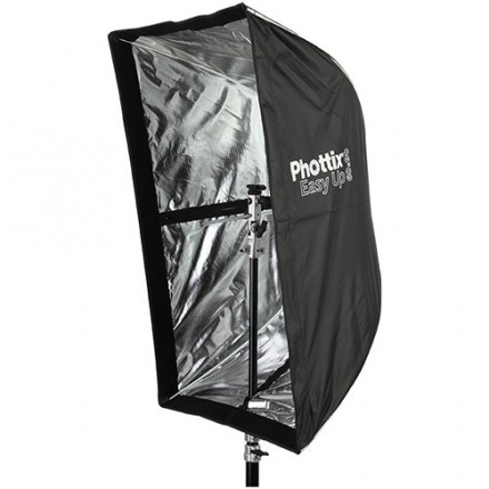 Phottix Paraguas Softbox Easy Up 60x90cm Kit