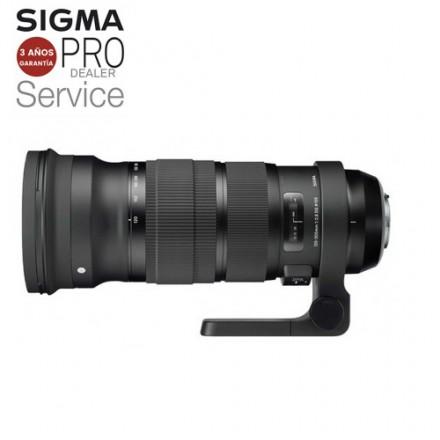 Sigma 120/300 F-2.8 DG OS HSM SPORT