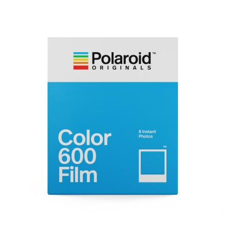 Polaroid 600 Color (8 fotos)