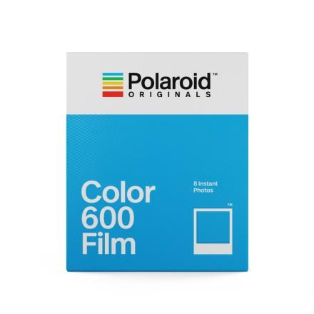 Polaroid 600 Color (8 fotos)