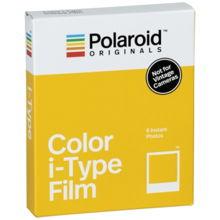Polaroid Color I-Type (8 Fotos)