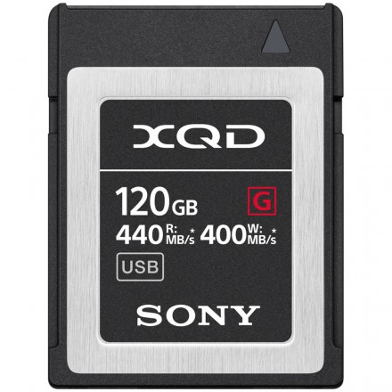 Sony XQD 120GB (QD-G120F)
