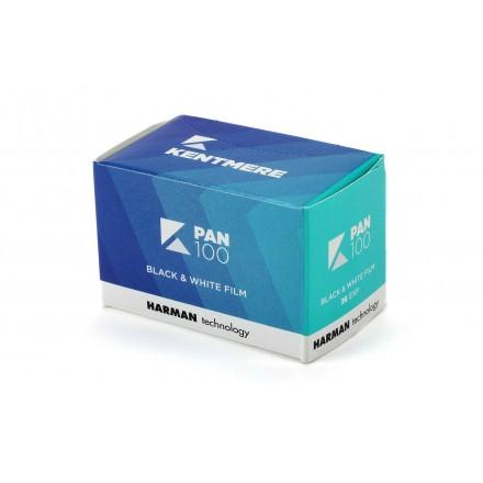 Harman Technology Pan 100 - Blanco y Negro 36 EXP