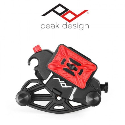 Peak Design CapturePRO + Zapata PROPlate CP2