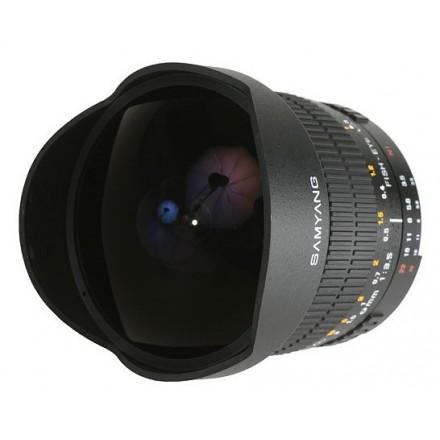 Samyang 8mm F-3.5 (Nikon F)