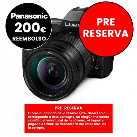 Panasonic LUMIX DC-S1 (Cuerpo)