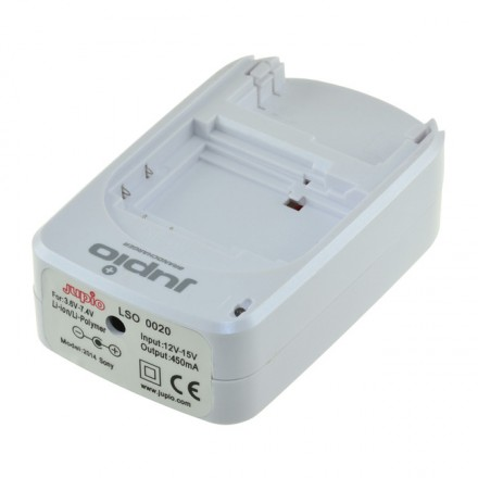 Jupio Cargador Baterias Sony LSO-020