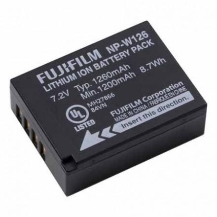Fuji Bateria NP-W126