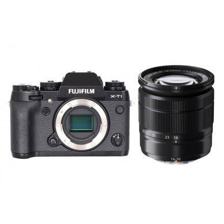 Fuji X-T1 + 16/50