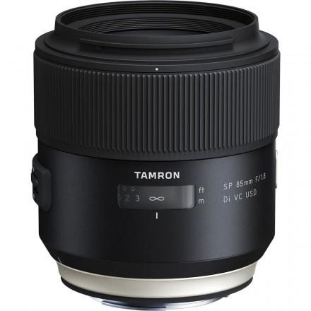 Tamron SP 85mm F-1.8 Di VC USD
