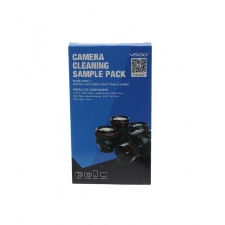VSGO Camera Cleaning Sample Pack (DKS-1)