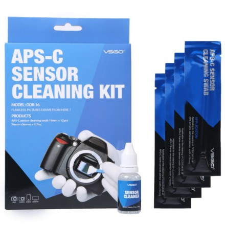 VSGO Cleaning Kit APS-C Sensor (DDR-16)