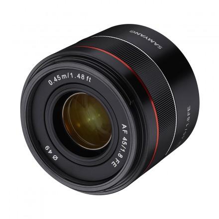 Samyang AF 45mm F-1.8 Sony E
