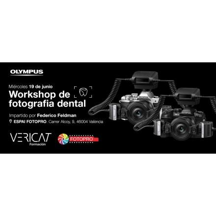 Olympus Workshop de Fotografía Dental