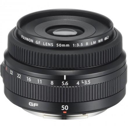 Fuji GF 50mm F-3.5 LM WR