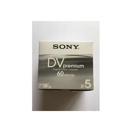 Sony DV Premium 60 min / LP:90 (DVM60PR4)