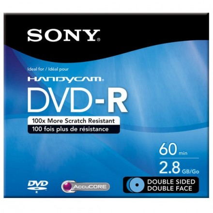 Sony Mini DVD-R 60min 2.8Gb DMR-60B/X AE (DMR60B/X AE)