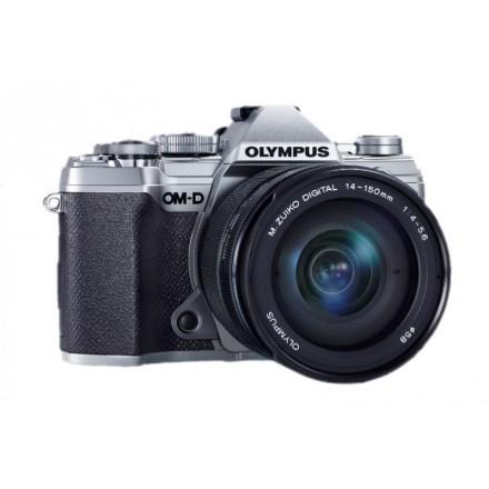 Olympus E-M5 Mark III (Cuerpo) Negro