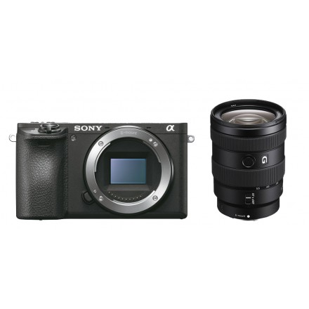 Sony ILCE-6500 + 16/55 F-2.8 G (SEL1655G)