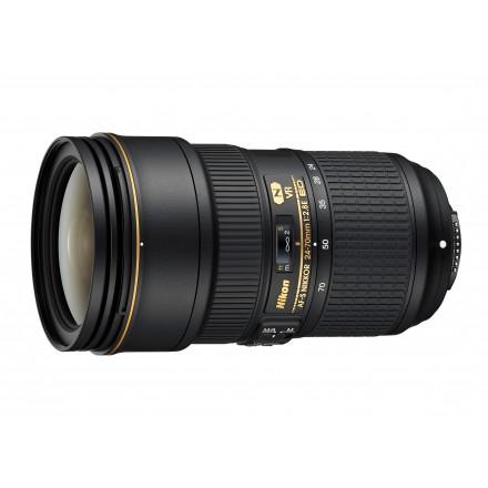Nikon 24/70 F-2.8E ED VR