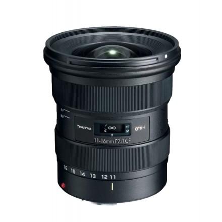 Tokina ATX 11/16 F-2.8 CF (Nikon)