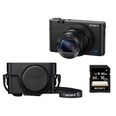 Sony RX100 IV Kit Especial