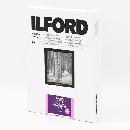Ilford Multigrado IV Fibra Brillo 17,8x24cm 25h