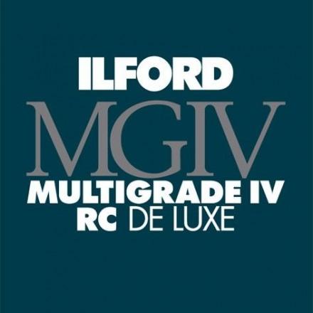 Ilford MGRC Multigrade RC Deluxe Pearl 10x15 - 100h