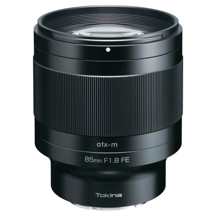 Tokina ATX-M 85mm F-1.8 FE (Sony)
