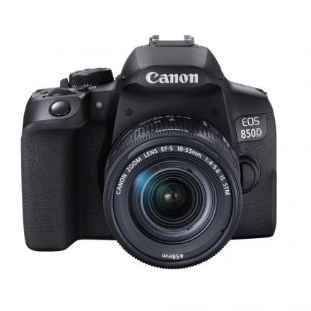 Canon EOS-850D (Cuerpo)