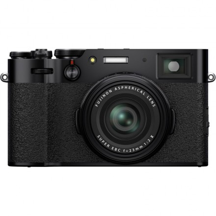Fujifilm X100V (Plata)