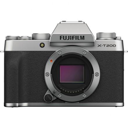 Fujifilm X-T200 (Cuerpo) Plata