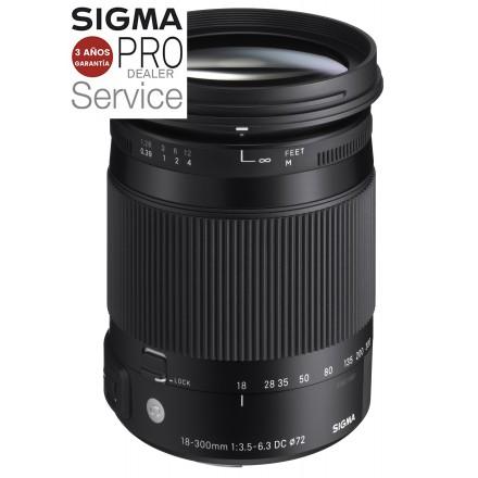 Sigma 18/300 DC OS HSM Contemporany (Nikon)
