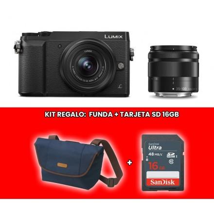 Panasonic Lumix GX80 + 12/32 F-3.5-5.6 ASPH OIS + 35/100 F-4-5.6 ASPH