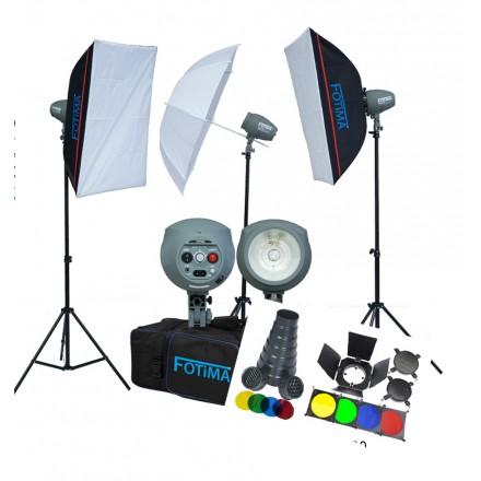 Fotima FTF-200 Estudio 3 x 200 w
