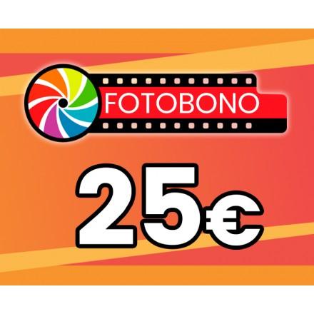 Fotobono 25€
