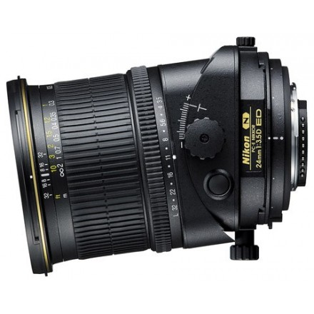 Nikon PC-E 24mm F-3.5D ED (Nikon PRO)
