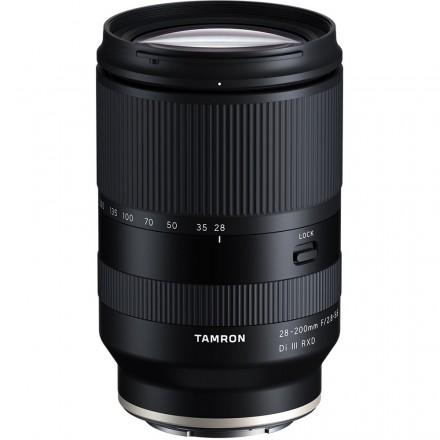 Tamron 28/200 F-2.8-5.6 Di III RXD