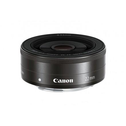 Canon EF-22mm F-2 STM