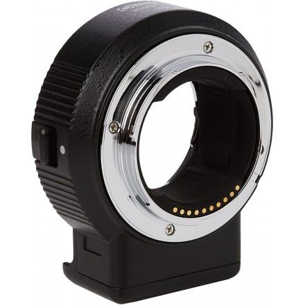 Fotima Adaptador de Montura Nikon FT-ENF-E