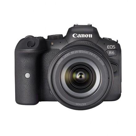 Canon EOS-R6 (Cuerpo)