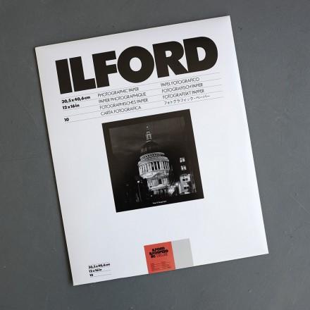 Ilford 30,5x40,6 cm (12x16 in) Multigrade IV RC de Luxe