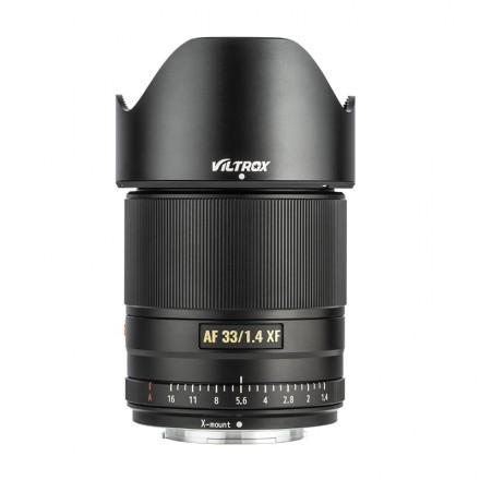 Viltrox 33mm F-1.4 AF STM Fuji