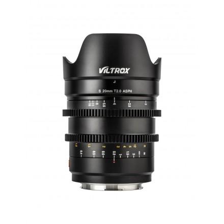 Viltrox MF E-20mm T 2.0