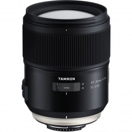 Tamron SP 35mm F-1.4 Di USD (Canon)
